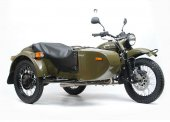 2012 Ural Patrol T photo