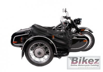 2012 Ural Retro 750 photo