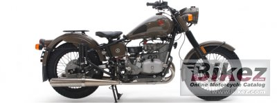 2012 Ural M70 Solo photo