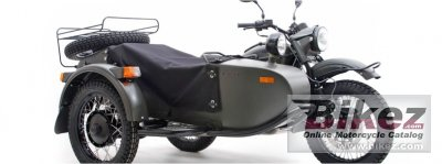 2012 Ural Gear Up 750