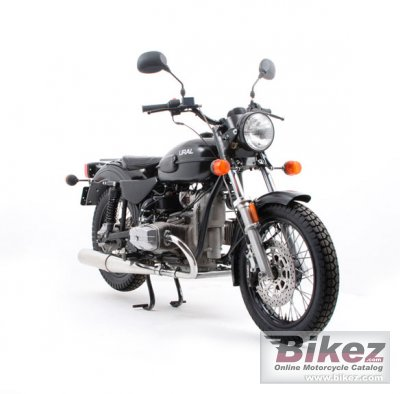 2012 Ural Solo sT