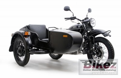 2013 Ural Patrol T photo