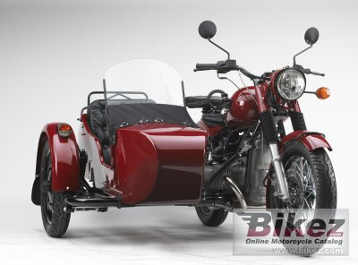 2013 Ural Retro 750 photo