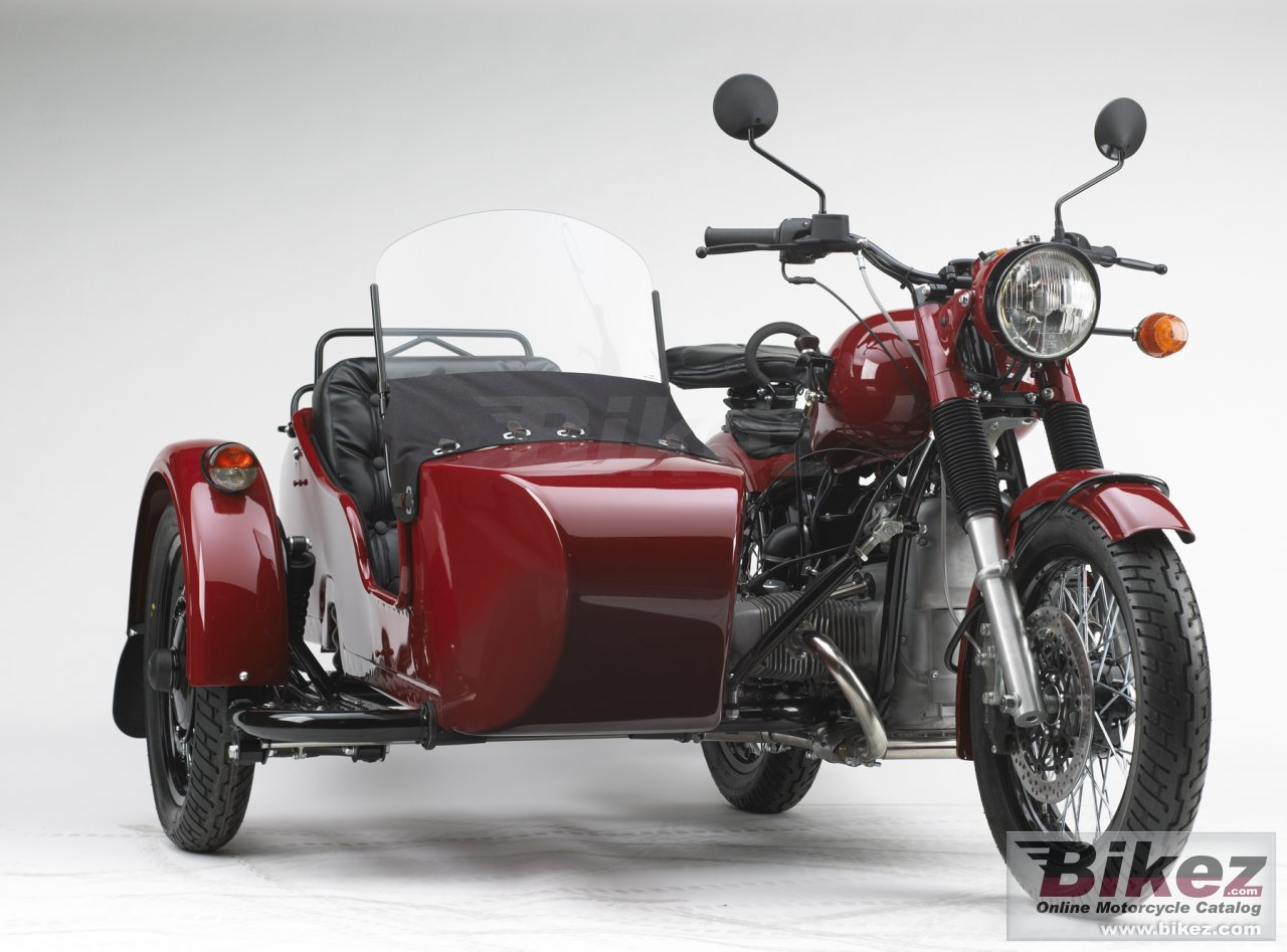 Big Ural retro 750 picture and wallpaper from Bikez.com