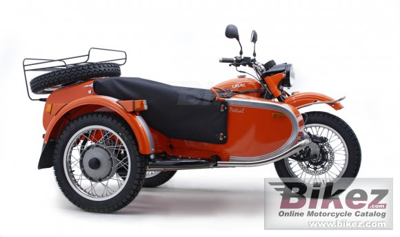 2013 Ural Patrol photo