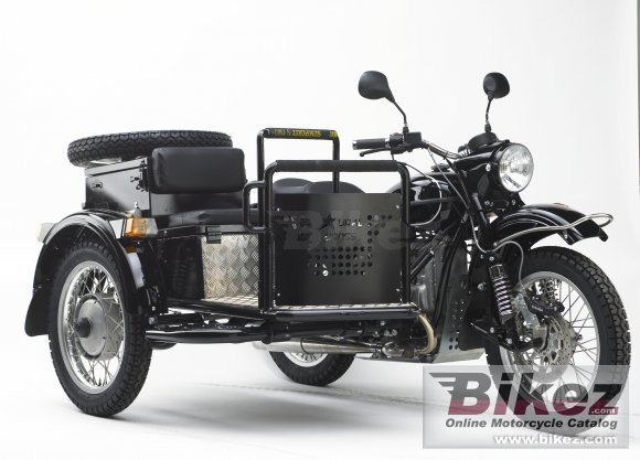 2014 Ural Cross