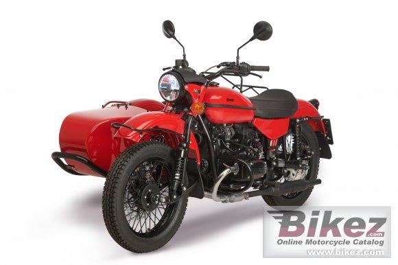 2020 Ural Red October II