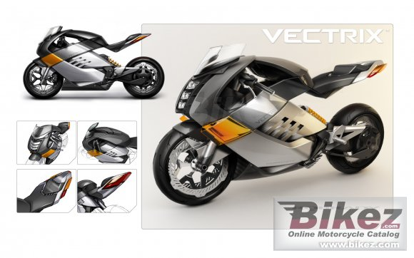 2008 Vectrix SBX Superbike photo
