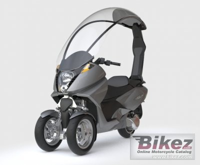2008 Vectrix Electric 3 Wheeler Specifications And Pictures