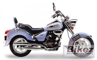 2005 Veli ZQ 150-8
