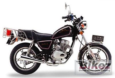 2006 Veli ZQ125-8