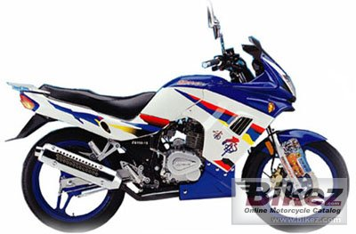 2006 Veli ZQ150-15