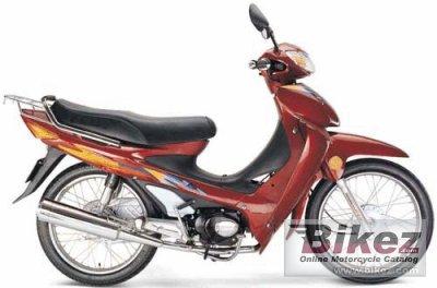 2007 Veli VL110-10