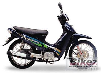 2007 Veli VL110-2