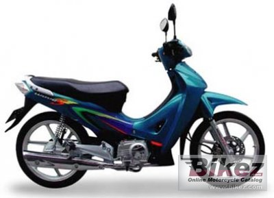 2007 Veli VL110-3