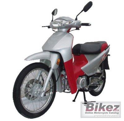 2007 Veli VL110-5