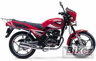 2007 Veli VL125-2IV