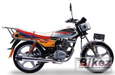 2007 Veli VL125