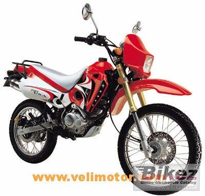 2007 Veli VL200GY-3