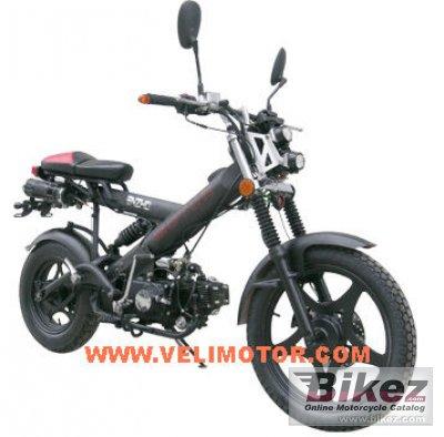 2007 Veli VL50-E