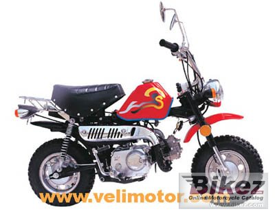 2007 Veli VL50Q-2