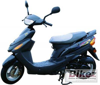 2007 Veli VL50QT-2