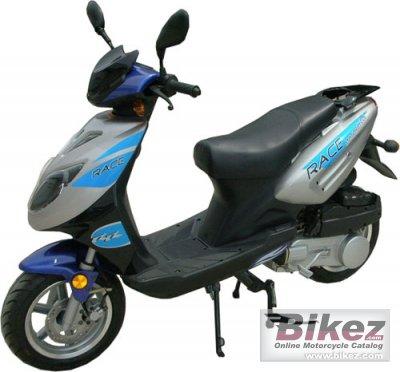 2007 Veli VL50QT-9