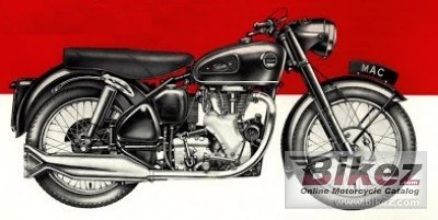 1936 Velocette Mac