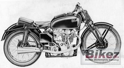 1939 Velocette KTT Mk VIII