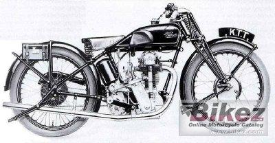 1939 Velocette KTT