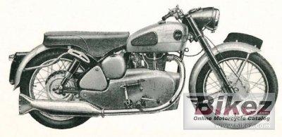 1956 Velocette Venom