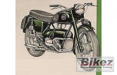 1957 Velocette Valiant