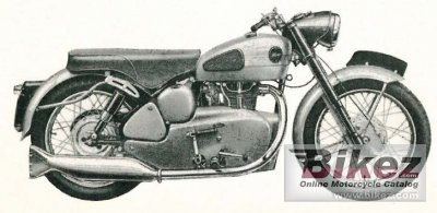 1959 Velocette Venom