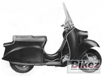 1961 Velocette Viceroy