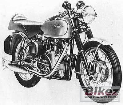 1965 Velocette Thruxton