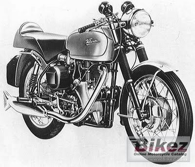 1968 Velocette Thruxton