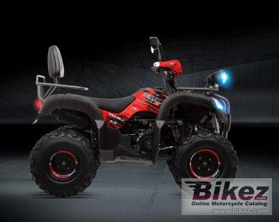 2020 Veloci Beast KX2  Force Hyper Sport 200