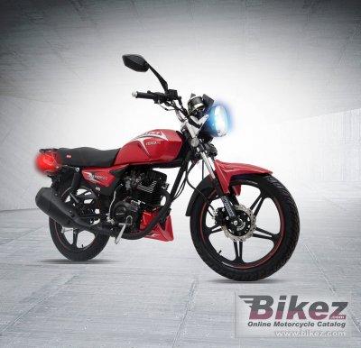 2020 Veloci Boxter RR 150