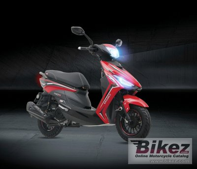 2020 Veloci Hasback Sport 150