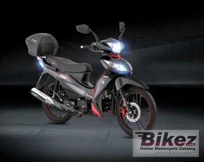 2020 Veloci ZBX Urban Sport 125