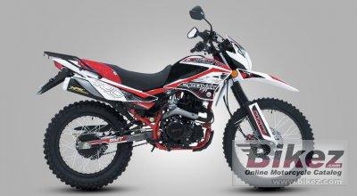 2020 Vento Crossmax 200