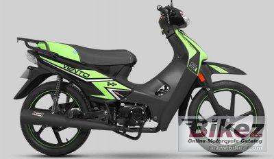 2020 Vento Thunderstar 250 Custom
