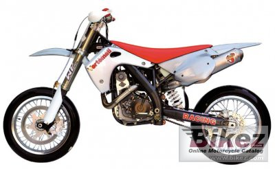 2004 Vertemati SR 600 Motard Racing photo