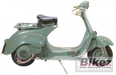 1953 Vespa 125 U