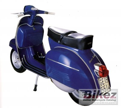 1964 Vespa 180 Supersport