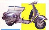 1966 Vespa VBB Sportique
