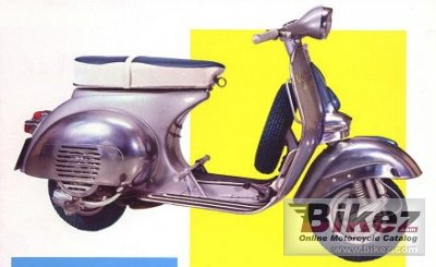 1967 Vespa VBB Sportique