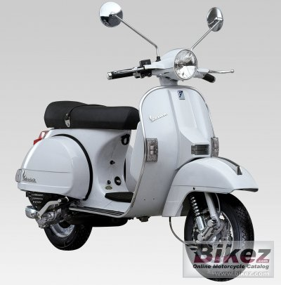 2005 Vespa PX 125 photo