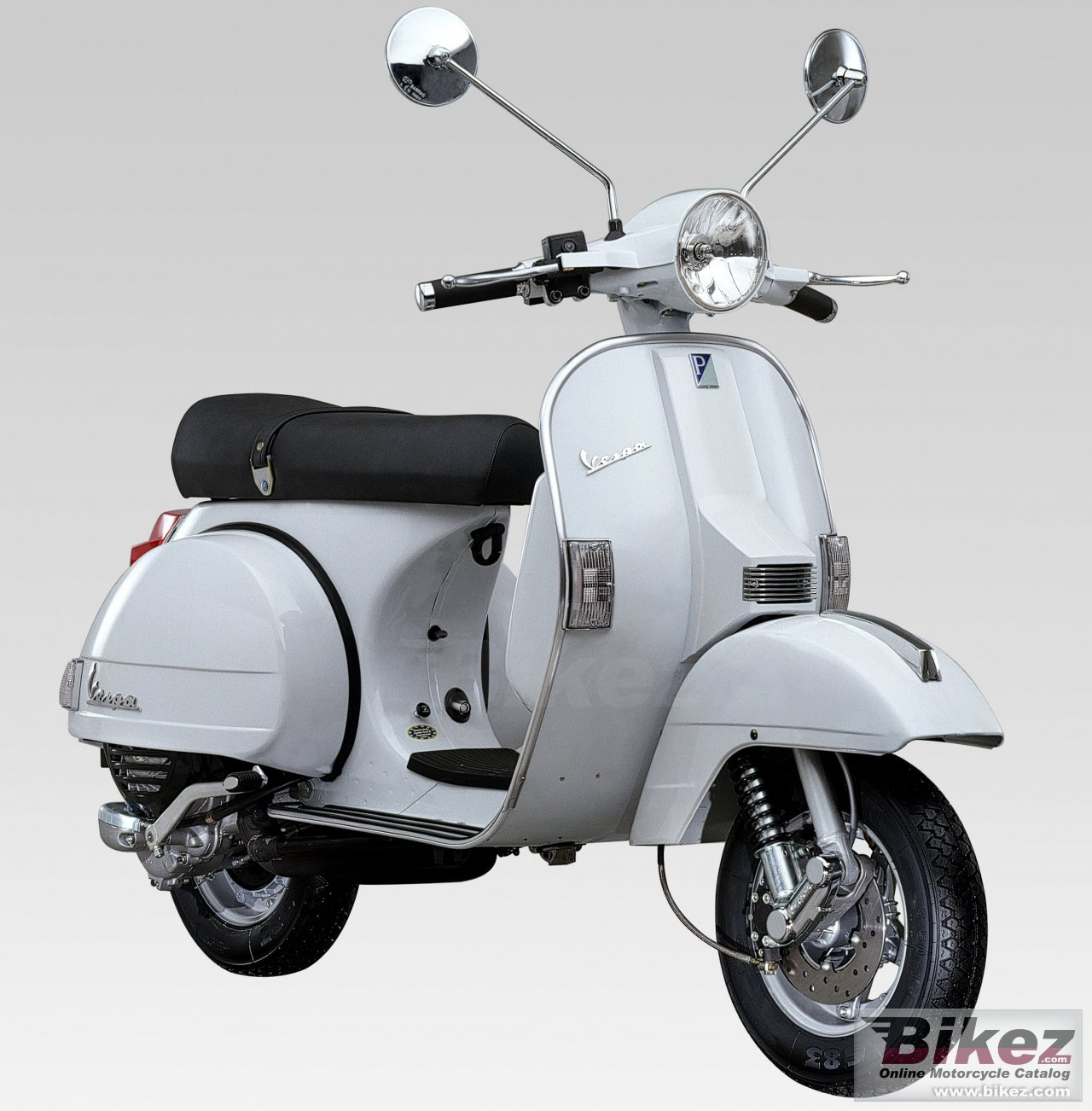 Big Vespa px 125 picture and wallpaper from Bikez.com
