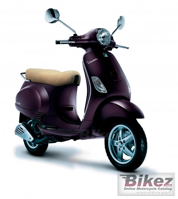 2006 Vespa LX 125cc 4T photo